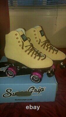 Sure Grip roller skates size 7 men's