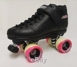 Sure-grip Xl75 Quad Speed Roller Skate Package- Men's Size 4 & Other Sizes