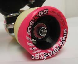 Sure-grip Xl75 Quad Speed Roller Skate Package- Men's Size 7