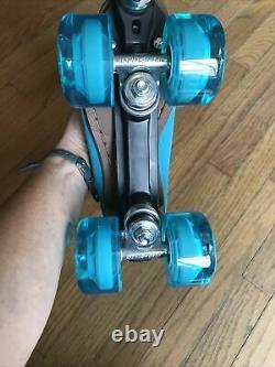 Sure grip boardwalk roller skates 8 fits women size 9-9 1/2 like moxi lollys new