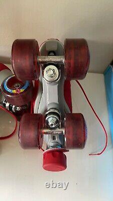 Sure grip roller skates size 4