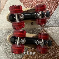 Sure grip roller skates size 7 MEN, 8.5/9 WOMEN (GREAT MOXI ALTERNATIVE)