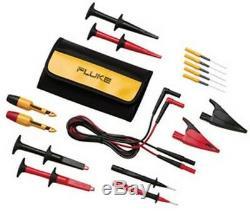 SureGrip Deluxe Automotive Test Lead Kit FLK-TLK282 Brand New