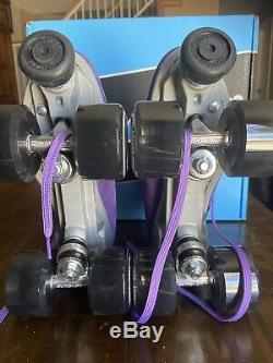 Suregrip Boardwalk Outdoor Roller Skates Size 7