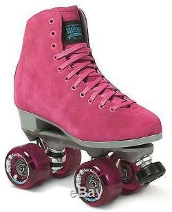 Suregrip Boardwalk Roller Skates Avalon Pink Size 4