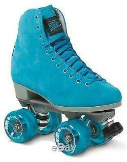 Suregrip Boardwalk Roller Skates Malibu Blue Size 8