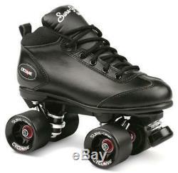 Suregrip Cyclone Roller Skates Black