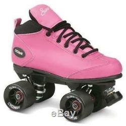 Suregrip Cyclone Roller Skates Pink