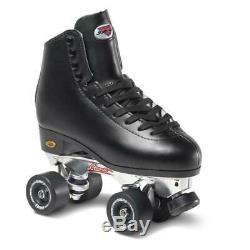 Suregrip Fame Roller Skates Black w Avanti Aluminium