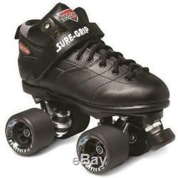 Suregrip Rebel Roller Skates Black