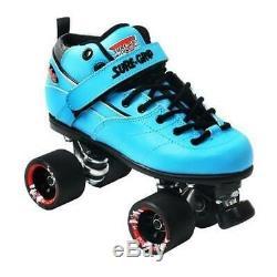 Suregrip Rebel Roller Skates Blue