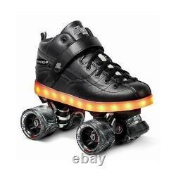 Suregrip Rock GT50 Plus Roller Skates (LED Light Up Sole)