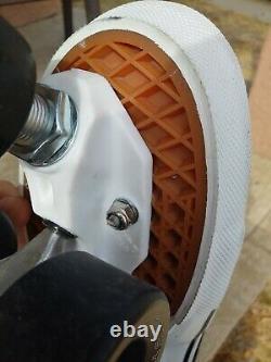 Vans Skate SK8-Hi Rollerskates custom roller skates Men's 10 10.5 Black Pro
