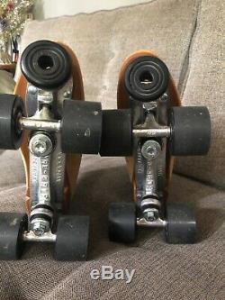 Vintage sure grip 1300 Roller Skates