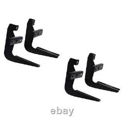 Westin 27-6115/27-1445 Black Sure Grip Running Boards & Mountings for MDX/Pilot
