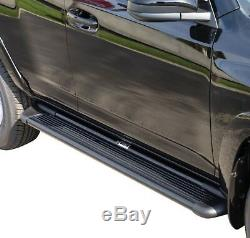 Westin 27-6125/27-1015 Sure Grip Running Boards & Mounting Kit for Tahoe 2 Dr