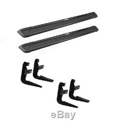 Westin 27-6125/27-1835 Sure Grip Running Boards & Mountings for Enclave/Outlook