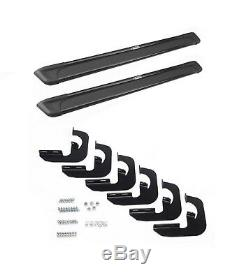 Westin 27-6135/27-1015 Sure Grip Running Boards & Mounting Kit for Tahoe/Yukon