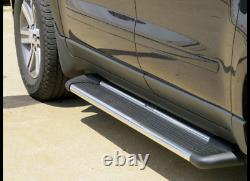 Westin 27-6620 Sure-Grip Running Boards with 27-1835 Mounting Kit for GMC Arcadia