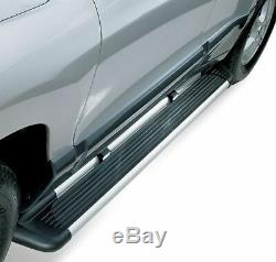 Westin 85 Sure-Grip Brushed Running Boards with Mountings for Ram 1500 Crew Cab