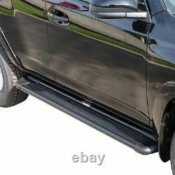 Westin Nerf Bars 27-6125 Sure-Grip Running Boards with 27-1355 Mounting Kit