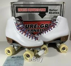 Women's Sure Grip Fame Roller Skates Size 7
