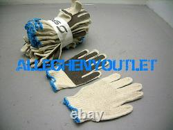 300 Paire Premium Sure Grip Smitty Nitrile Palm Coated Knit Gloves Medium