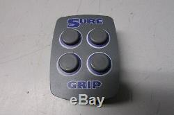 Bien Sûr Contrôles Grip Bouton C-fp-a4-g Overlay Dispositif De Commutation
