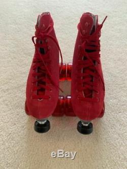 Boardwalk Sure-grip Red Quad Skate Taille 7