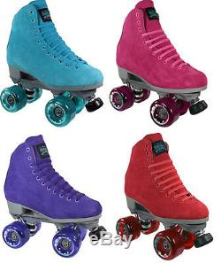 Boardwalk Sure-grip Roller Skates Extérieur Avec Boardwalk Wheels 4 10 Tailles Nouveau