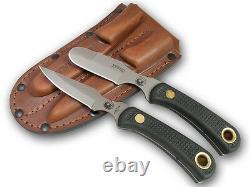 Couteaux D'alaska Muskrat Cub Bear Combo Chasse Suregrip Deer Cub 2 Knife 95fg