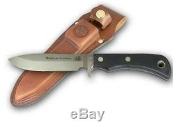 Couteaux De Alaska 00157fg Magnum Alaska Suregrip À Lame Fixe Couteau Withsheath