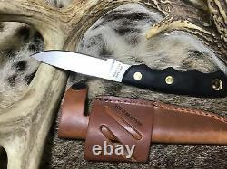 Couteaux De L'alaska Alpha Wolf S30v Suregrip New In Box