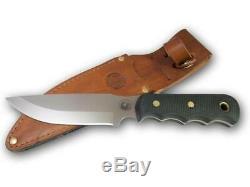 Couteaux De L'alaska Bush Camp Suregrip Bush Camp Couteau Avec Gaine