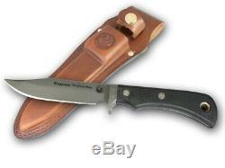 Couteaux De L'alaska Chasse Au Couteau Wolverine Magnum D2 Hunter Revendeur Suregrip Sheath