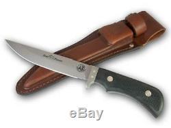 Couteaux De L'alaska Chasseur De Sanglier 00849fg Suregrip Blade Couteau Fixes Fourreau