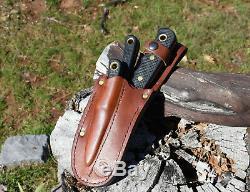 Couteaux De L'alaska Couteau Triple Combo Suregrip # 00030fg Nib D2 Combo Acier Outil