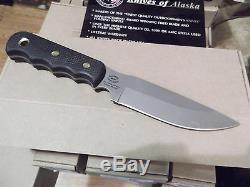 Couteaux De L'alaska Le Bush Camp 10 1/2 Suregrip À Lame Fixe Couteau 014fg Supérieure