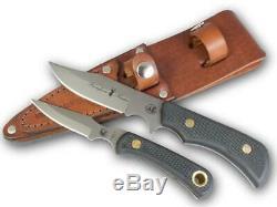 Couteaux De L'alaska Trekker Pronghorn Cub Combo Suregrip Couteau Avec Gaine