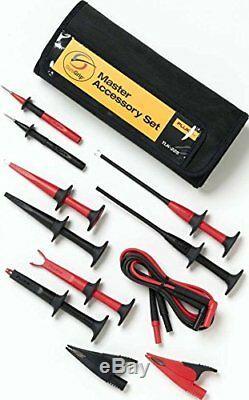 Ensemble D'accessoires Fluke Tlk-225-1 Suregrip Master