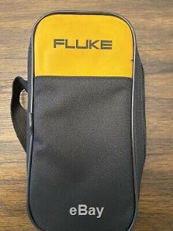 Fluke 376 Fc True-rms Pince Multimètre Avec Tlk 225 Sure Grip Maître Kit D'accessoires