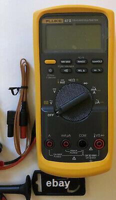 Fluke 87v-e2 87v / E2 Suregrip Accy Kit, Tpak, Cas