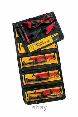Fluke Tlk225 Sure Grip Master Accessory Set Test Lead Hook Clip Industrial Nouveau