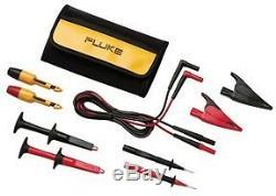 Fluke Tlk281 10 Pièces Lead Kit De Test Suregrip Automobile