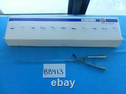 Gimmi Surgical Endoscopic Ratcheting Suregrip Tc Needleholder S. 0903.51