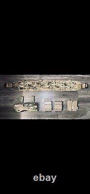 Hsgi Suregrip Belt 32 Petite Multicam Avec Pask Mag P P P P Sachets & Dump Pouch