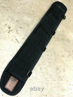Hsgi Suregrip Ceinture Rembourrée-pas De Ceinture Intérieure Taille Petite (30.5) Noir