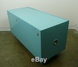 Justright Suregrip Ex Piggyback Corrosif / Acide De Sécurité En Acier Cabinet 12 Gal. Bleu