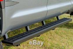 N-fab Gfc19qc-tx 7 Growler Flotte Bien Sûr Marchepieds Grip Pour 19-20 Chevy 1500