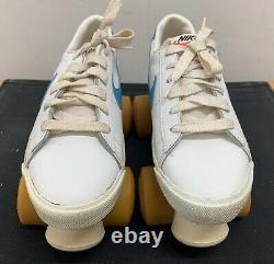 Nouveau Vintage Nike Roller Skates Taille 7 Roues Kr Street Roller Tout Nouveau